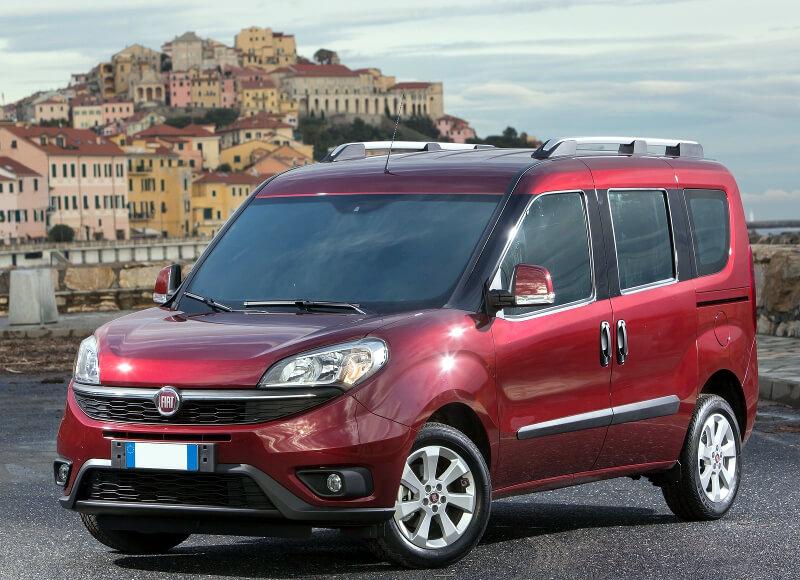 Fiat Doblo 7 Seats Diesel