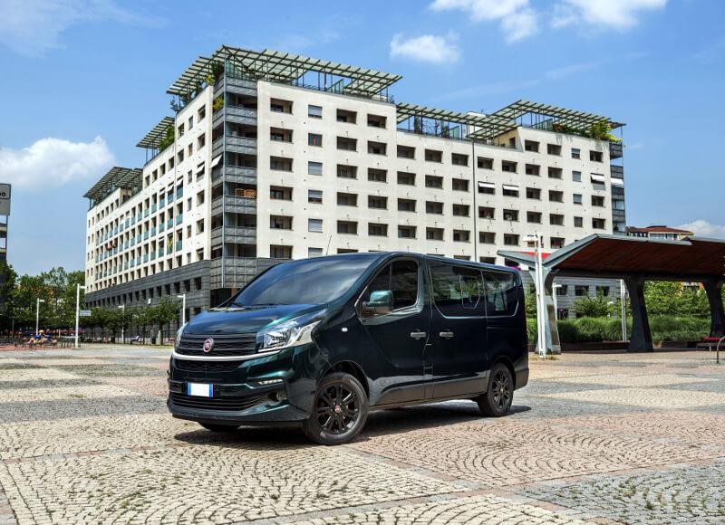 Fiat Talento 9 Seats Diesel