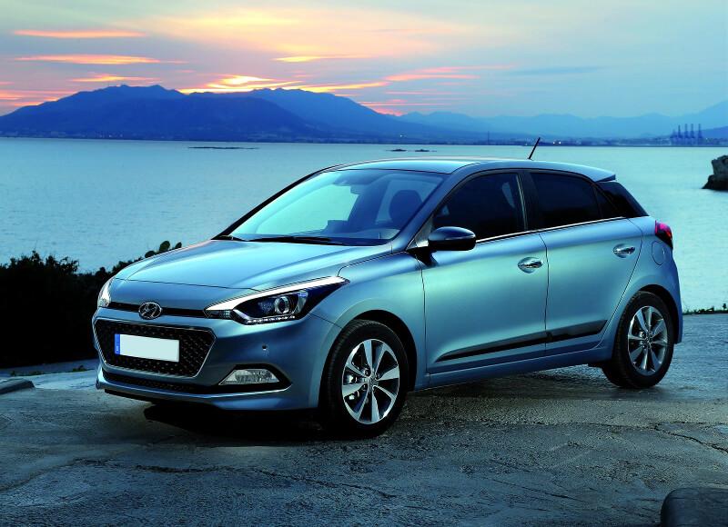 Hyundai i20 '18