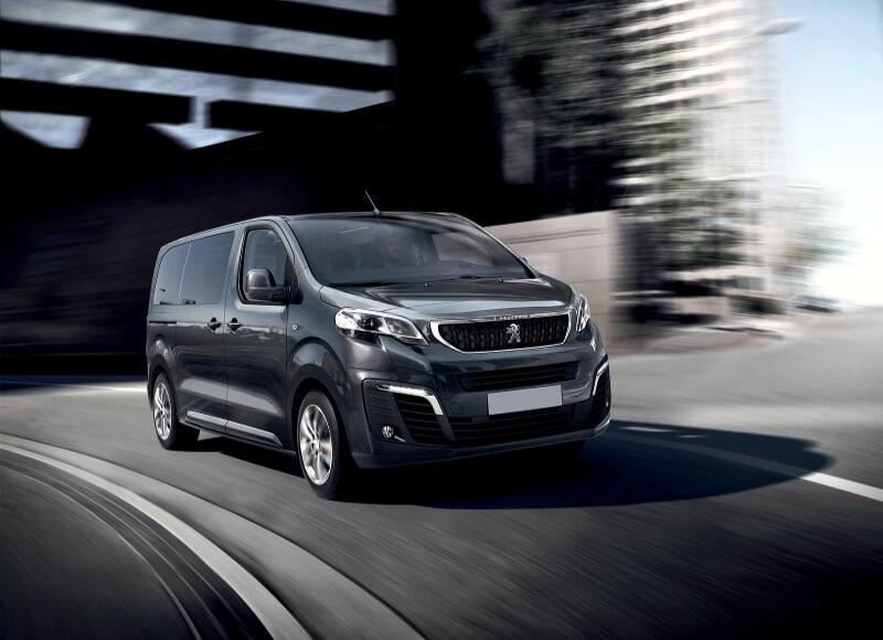Peugeot Traveller 9 Seats Diesel