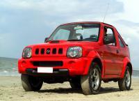 Suzuki Jimny Convertible